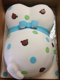 Belly cake