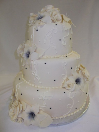 Colorado Springs Bakery Wedding Cakes